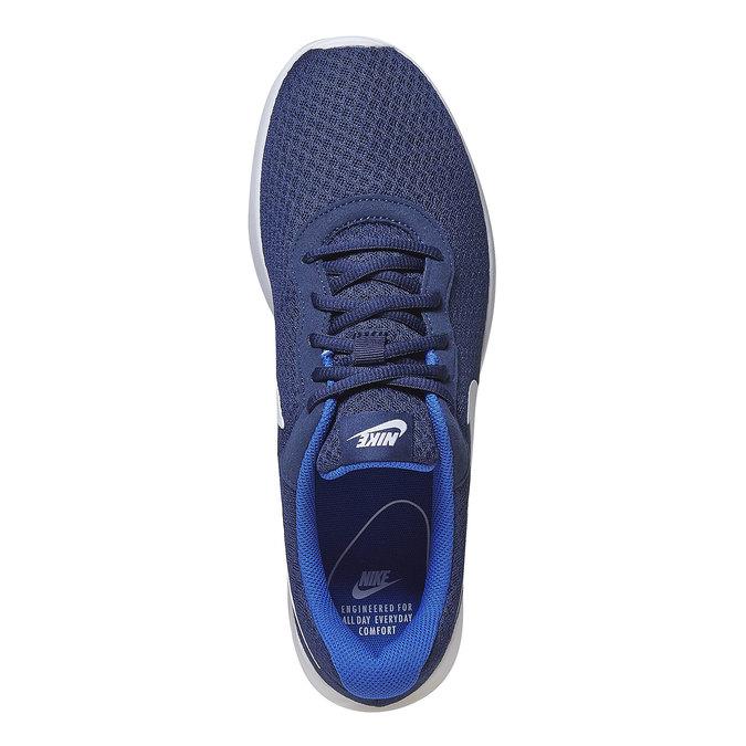 Sportliche Herren-Sneakers nike, Blau, 809-9557 - 19