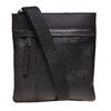 Crossbody-Tasche aus Leder bata, Schwarz, 964-6131 - 26