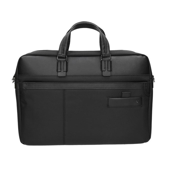 Schwarze Tasche für das Notebook roncato, Schwarz, 969-6640 - 26