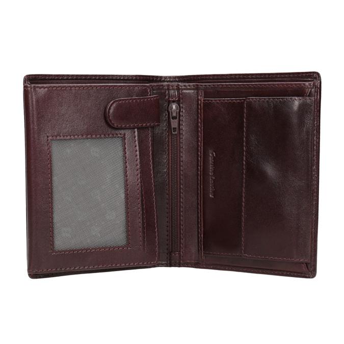 Geldbörse aus Leder bata, Braun, 944-4121 - 15