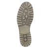 Knöchelschuhe aus Leder bata, Grau, 894-2643 - 19