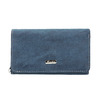 Blaue Damen-Geldbörse bata, Blau, 941-9153 - 26