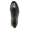 Knöchelschuhe aus Leder vagabond, Schwarz, 894-6001 - 26