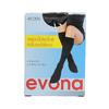 Schwarze Kniestrümpfe für Damen evona, Schwarz, 919-6143 - 13