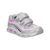 Mädchen-Sneakers mit Glitter mini-b, Grau, 221-2603 - 13