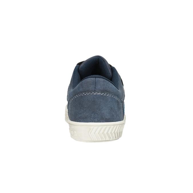 Kinder-Sneakers mit Steppung mini-b, Blau, 411-9604 - 17
