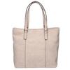 Rosa Handtasche mit perforiertem Detail bata, Rosa, 961-5711 - 19