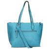Blaue Shopper-Handtasche gabor-bags, türkis, 961-9074 - 19