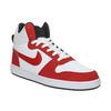 Herren-Knöchel-Sneakers nike, Rot, 801-5332 - 13