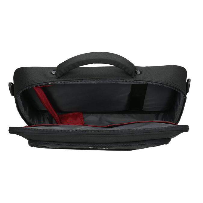 Tasche für das Notebook, Schwarz, 969-2393 - 15