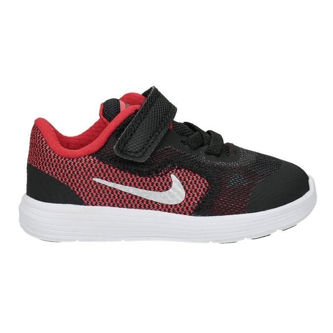 Sportliche Kinder-Sneakers nike, Schwarz, 109-5149 - 15