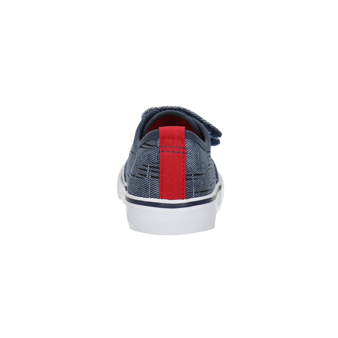 Kinder-Sneakers mit Klettverschluss north-star-junior, Blau, 219-9611 - 17