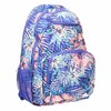 Rucksack mit farbenfrohem Muster roxy, Violett, 969-9071 - 13