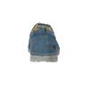 Legere Lederhalbschuhe weinbrenner, Blau, 523-9475 - 17