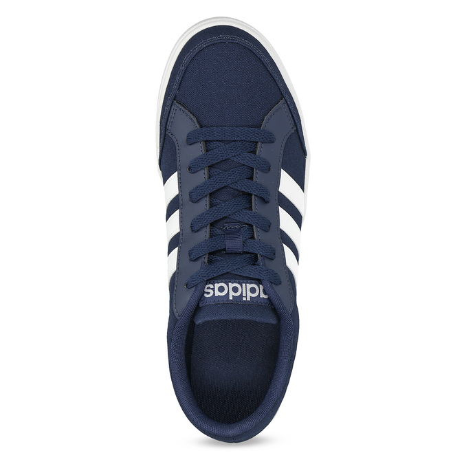 Legere Herren-Sneakers adidas, Blau, 889-9235 - 17