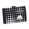 Textil-Geldbörse mit Pünktchen roxy, mehrfarbe, 969-0056 - 13