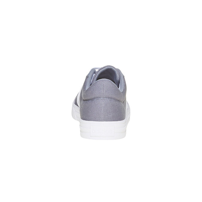 Graue Herren-Sneakers adidas, Grau, 889-2235 - 17