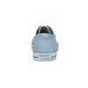 Blaue Damen-Sneakers north-star, Blau, 589-9443 - 17