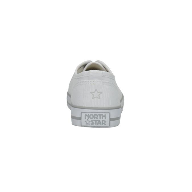 Legere Damen-Sneakers north-star, Weiss, 589-1443 - 17