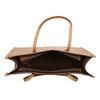 Handtasche mit geflochtenem Muster marie-claire, Braun, 961-3540 - 15