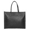 Handtasche mit geflochtenem Muster marie-claire, Schwarz, 961-6540 - 17