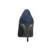 Pumps mit Stiletto-Absatz insolia, Blau, 729-9608 - 17