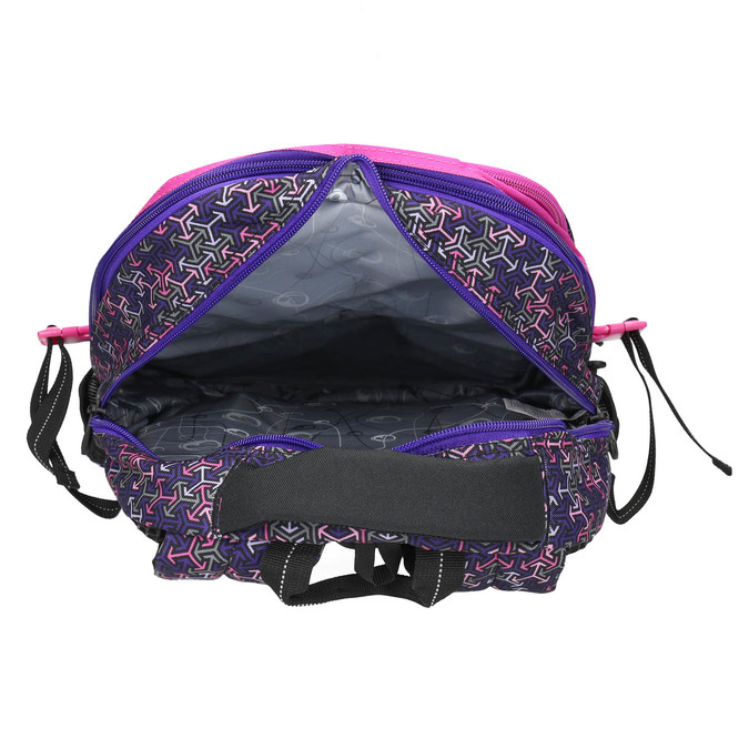 Schulrucksack bagmaster, Violett, 969-5648 - 15
