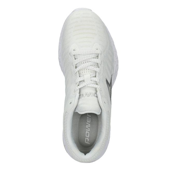 Sportliche Damen-Sneakers power, Weiss, 509-1220 - 15