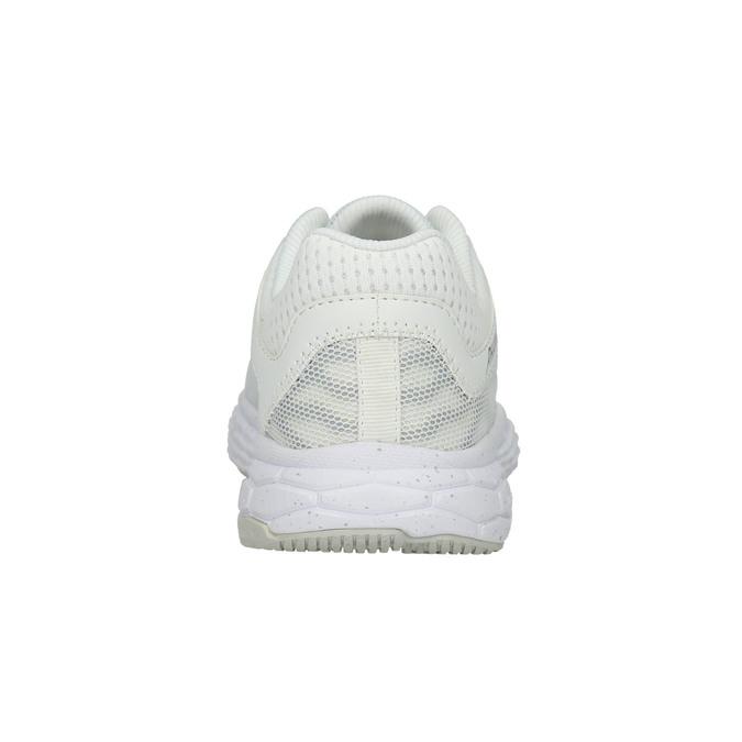 Sportliche Damen-Sneakers power, Weiss, 509-1220 - 16
