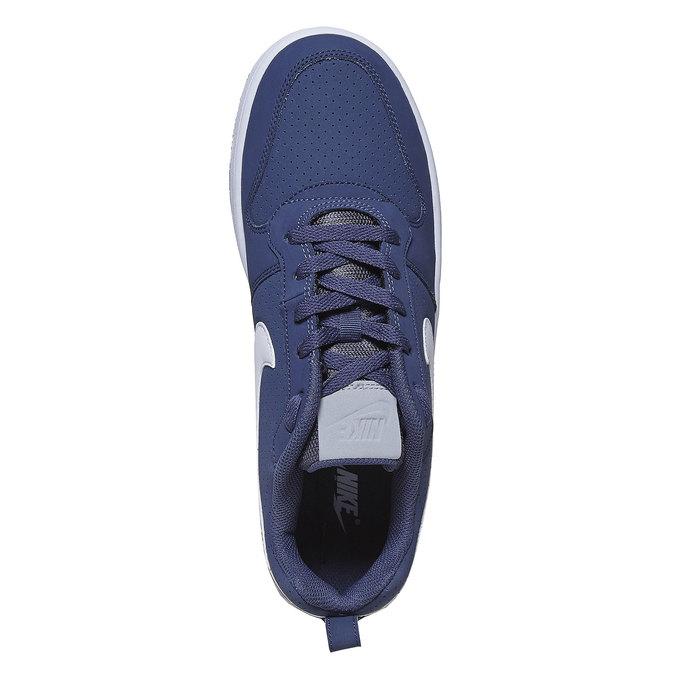 Legere Herren-Sneakers nike, Blau, 801-9154 - 19