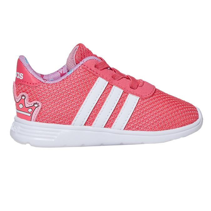 Rosa Mädchen-Sneakers adidas, Rosa, 109-5288 - 15