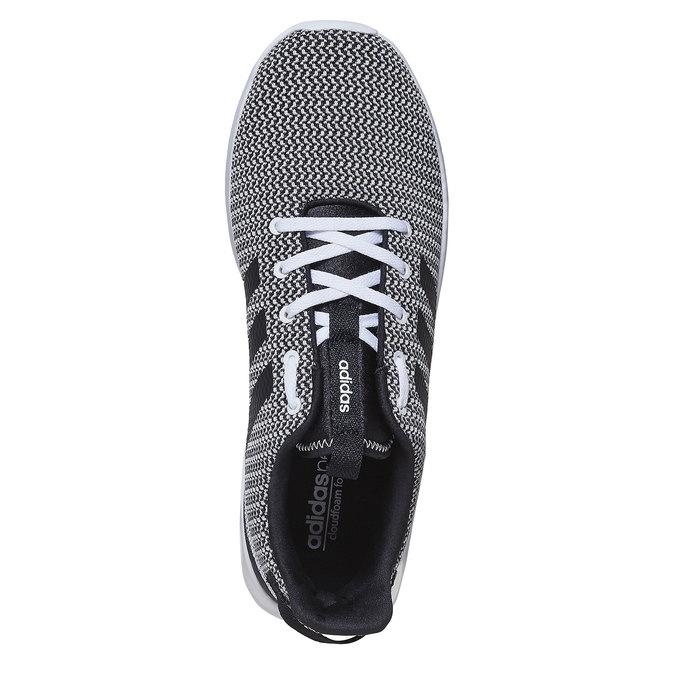 Sneakers in sportlichem Design adidas, Schwarz, 809-6201 - 19