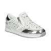 Kinder-Sneakers mit Steinchen mini-b, Weiss, 329-1289 - 13