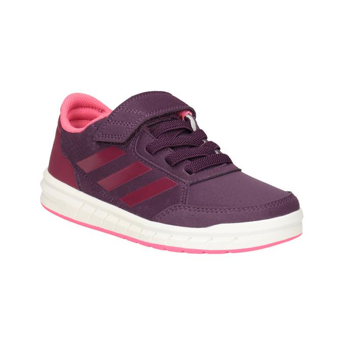 Lila Kinder-Sneakers adidas, Violett, 301-5194 - 13