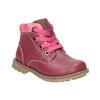 Knöchelschuhe für Mädchen bubblegummer, Rosa, 124-5601 - 13