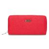 Rote Damen-Geldbörse bata, Rot, 941-5180 - 26