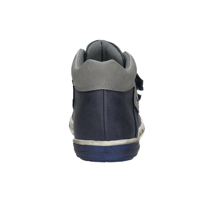 Knöchelschuhe für Kinder mini-b, Blau, 211-9624 - 17