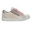 Kinder-Sneakers aus Leder mit Zwecken mini-b, Rosa, 323-5173 - 15