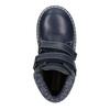 Kinder-Knöchelschuhe aus Leder weinbrenner-junior, Blau, 216-9200 - 15