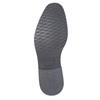 Herren-Knöchelschuhe aus Leder bata, Braun, 826-3611 - 26