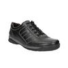 Herren-Sneakers aus Leder bata, Schwarz, 824-6921 - 13