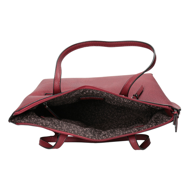 Rote Damenhandtasche gabor-bags, Rot, 961-5059 - 15