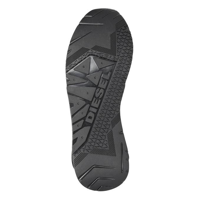 Herren-Sneakers diesel, Schwarz, 809-6602 - 17