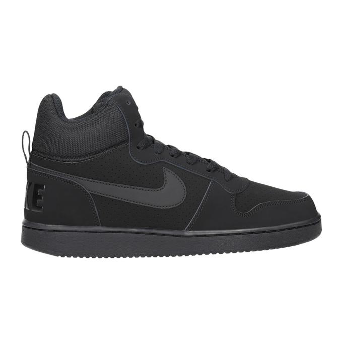 Knöchelhohe Herren-Sneakers nike, Schwarz, 801-6532 - 26