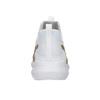 Weisse Damen-Sneakers mit goldenem Streifen puma, Weiss, 509-1200 - 16