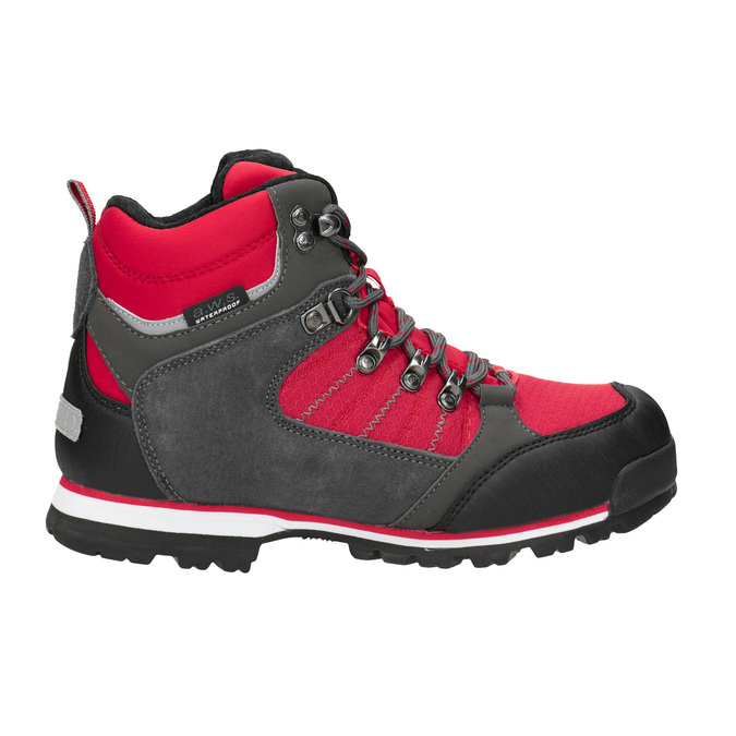 Kinder-Winterschuhe im Outdoor-Look icepeak, Rot, 399-5016 - 26