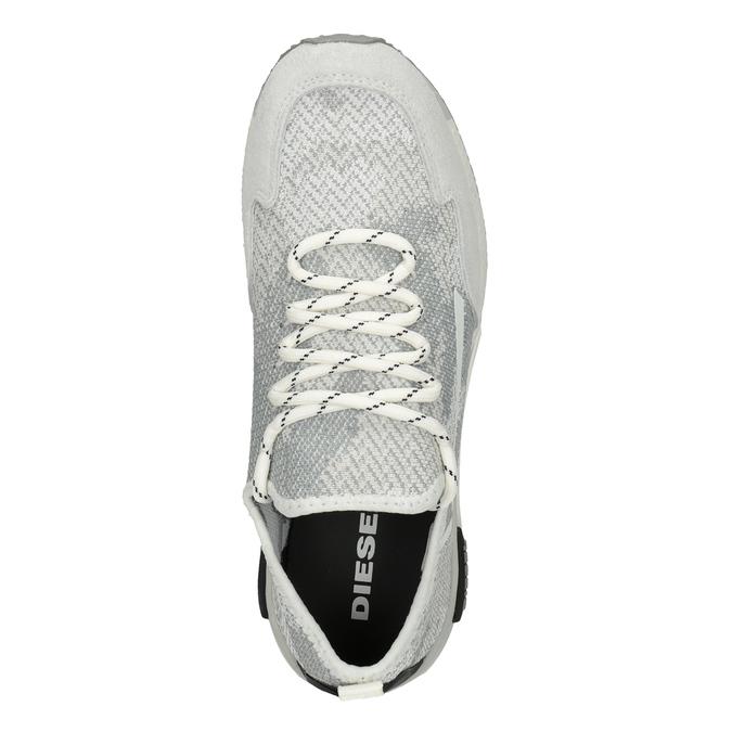 Sportliche Damen-Sneakers diesel, Weiss, 509-1760 - 17