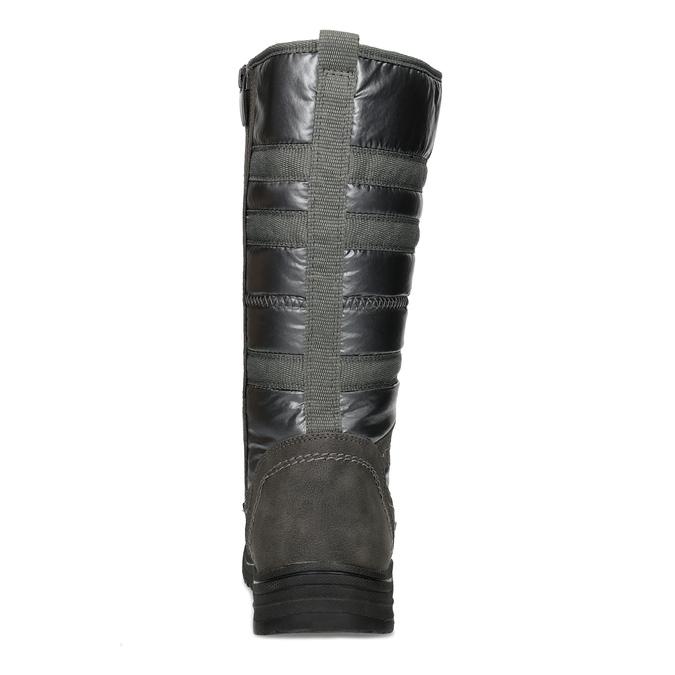 Damen-Schneestiefel bata, Grau, 599-2619 - 15