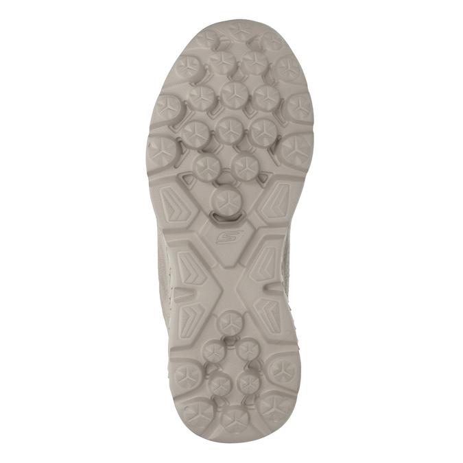 Damenschuhe aus geschliffenem Leder skechers, 503-3326 - 19