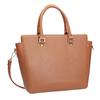 Braune Handtasche mit abnehmbarem Gurt bata, Braun, 961-3845 - 13